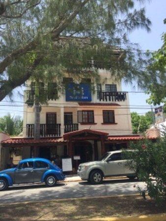 Hotel el Moro: Fachada