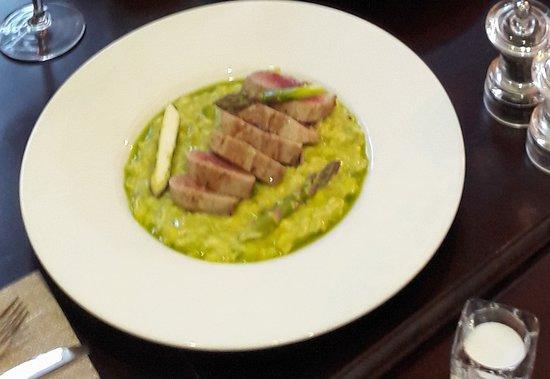Pastař: Chřestové rizoto s tuňákem