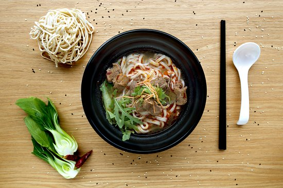 Lucky Noodle : Homemade noodles