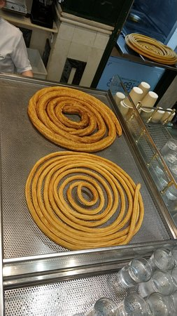 Chocolateria San Gines ภาพถ่าย