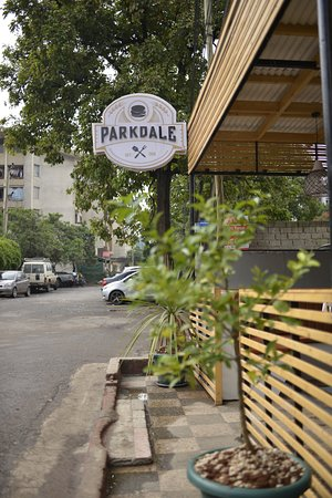 Parkdale Burger: Look for us Bole Rd. Behind DH Geda Tower