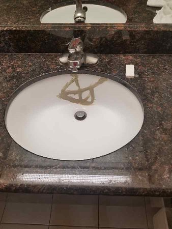 Priceville, AL: Bathroom sink