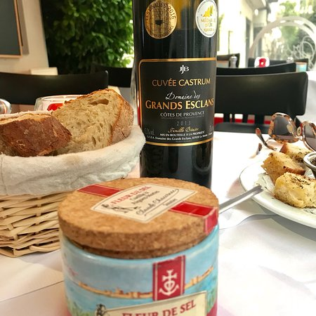 Grill & Wines: This is the number one restaurant in Cannes we can't resist it we have been here four times and