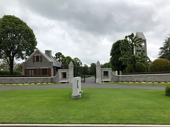 Cimetière Militaire Américain de Saint-James : Brittany American Cemetery St. James, France