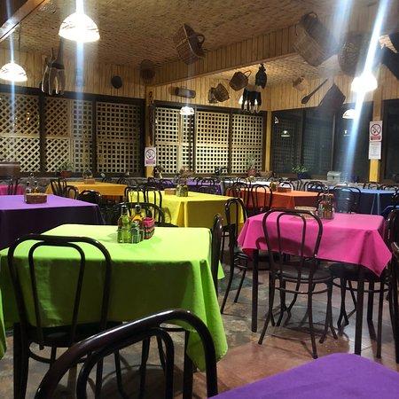 Las Delicias de Carmen: Comidinha honesta! Temperinho bem caseiro e realmente os pratos são enormes! Restaurante basiqui
