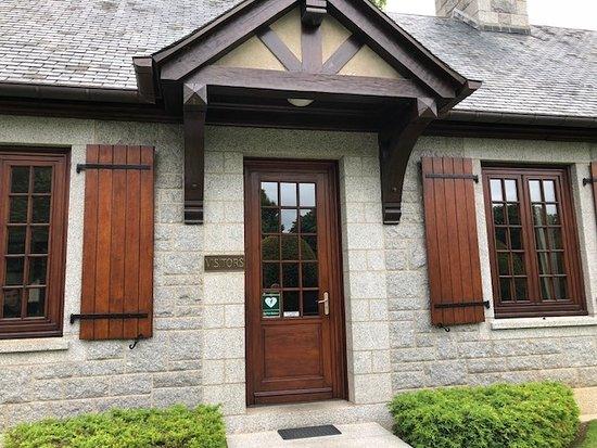 Cimetière Militaire Américain de Saint-James : Visitor Center