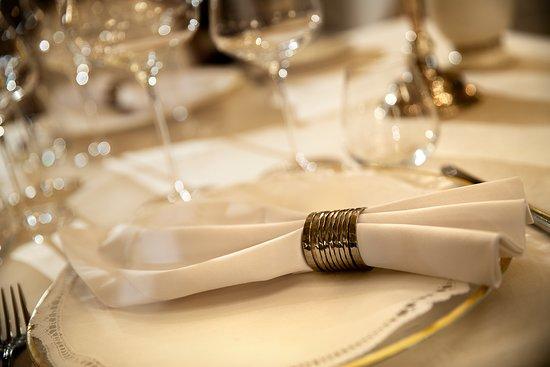 Kendov Dvorec Restaurant : Dinner at Kendov Dvorec