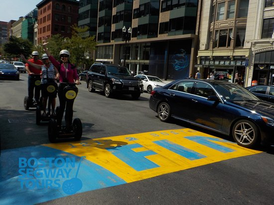 Boston Segway Tours: Want to cross the #FinishLine to the country's oldest #marathon? We can help you get there 😉. J