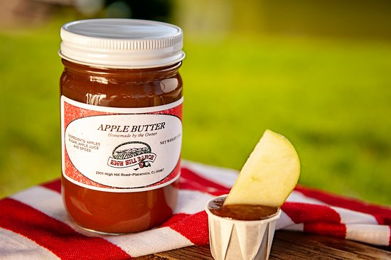 High Hill Ranch: Shop our apple barn for a great variety of apple butter, preserves and other home made goodies.