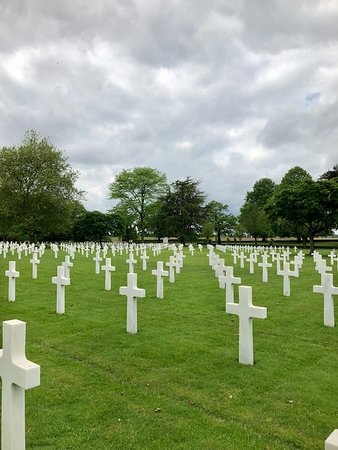 Saint James, France: We Came to Honor Their Sacrifice