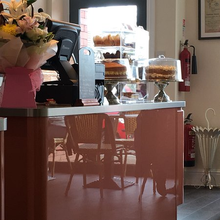 The Old Post House brings another cafe to this lovely village but it has a lot to offer from tea