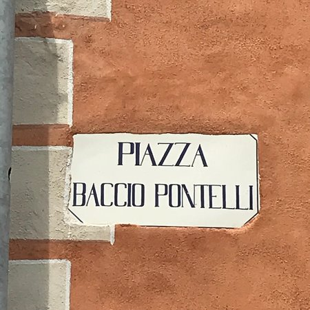 Piazza Baccio Pontelli ภาพถ่าย