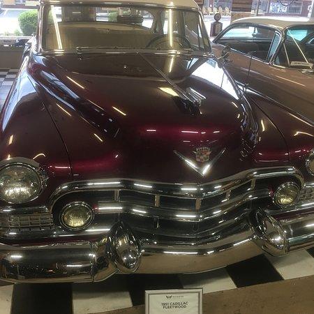 Miles Through Time Automotive Museum照片
