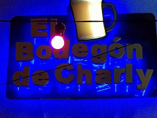 El Bodegon de Charly: con color???