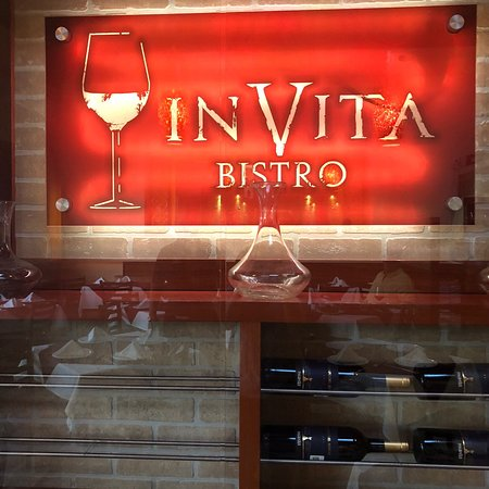 Invita Bistro : Amazing restaurant. Italy in Cabo