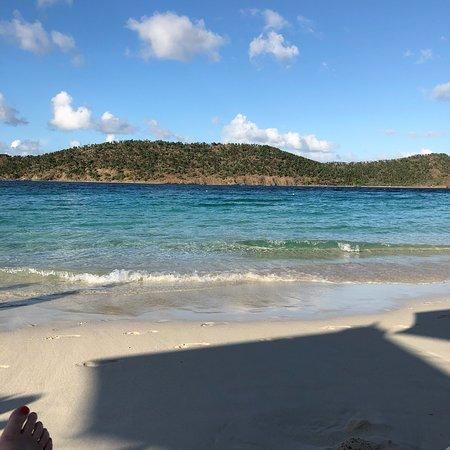 Coki Point Beach: 12.23.17 coki beach