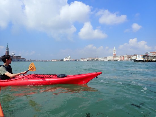 Venice Kayak : Just a great way to experience Venice!