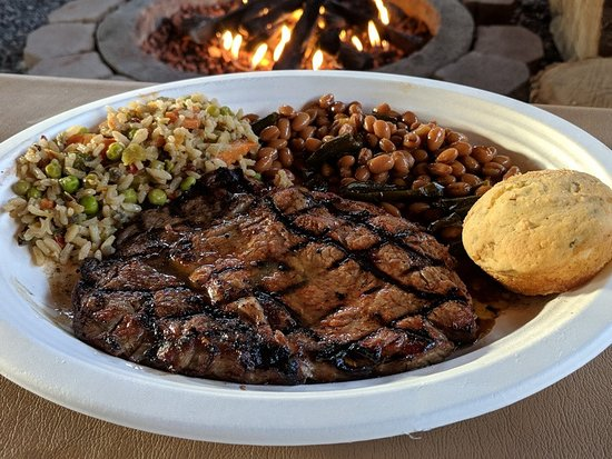 Torrey Grill and BBQ: Handcut Chargrilled Ribeye Steak