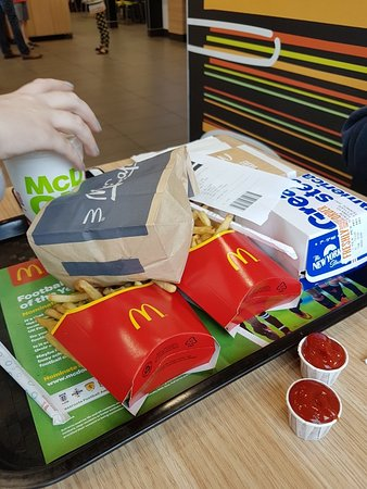 McDonald's Alcester: 20180530_155629_large.jpg