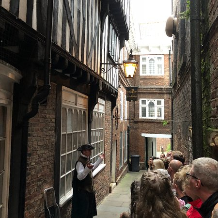 The Original Ghost Walk of York Foto