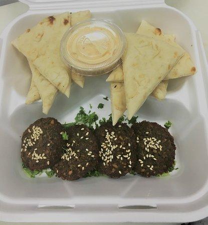 Koftaky Grill: falafel app