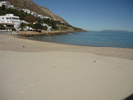Gordon's Bay, South Africa: Bikini Beach about 200m away from 185 on BEACH