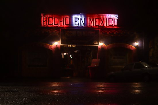 Hecho En Mexico: Such a great expireince and food here!