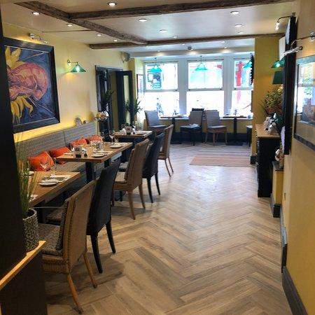 Gilbey's Bar & Restaurant - Eton Photo