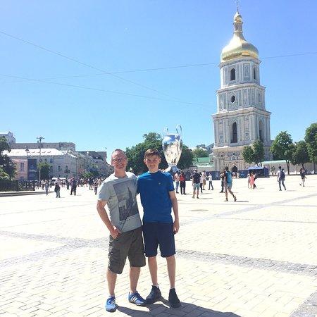 Ukraine Kiev Tour Photo