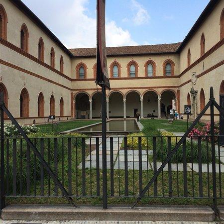 Castello Sforzesco Photo