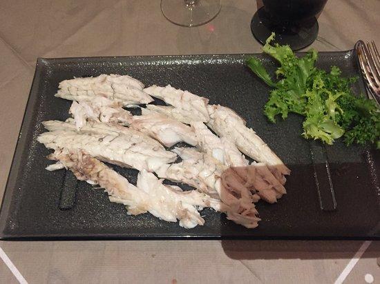 Retrò Risto Café: The branzino. Tender and delicious!!