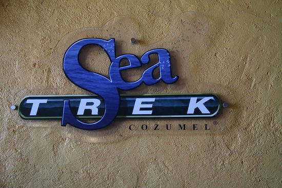 Sea Trek Cozumel: SEA TREK