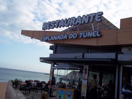 Esplanada Do Tunel: restaurant name