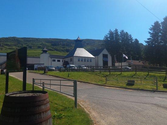 Ardnamurchan Distillery张图片