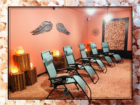 Ocean Isle Beach, NC: Relax in our Salt Sanctuary and see why everyone loves Halotherapy Sessions!