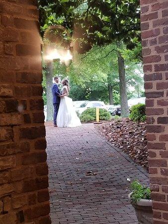 Brookstown Inn: Great wedding venue
