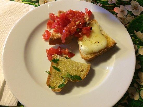 Cooking Classes with Nonna Ciana: Bruschetta