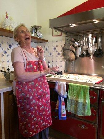 Cooking Classes with Nonna Ciana: Nona