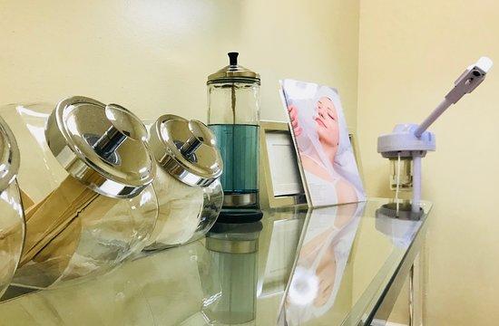 EGODERM Facial Spa Treatment Room