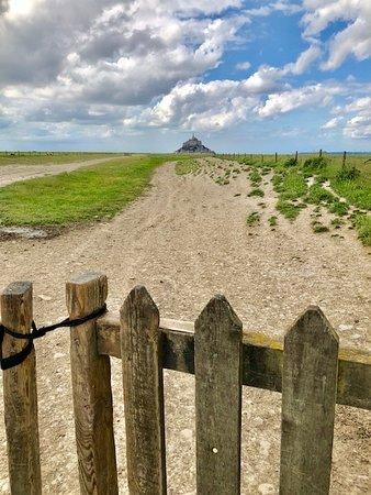 Ardevon, Frankrike: View Across Farmer's Field