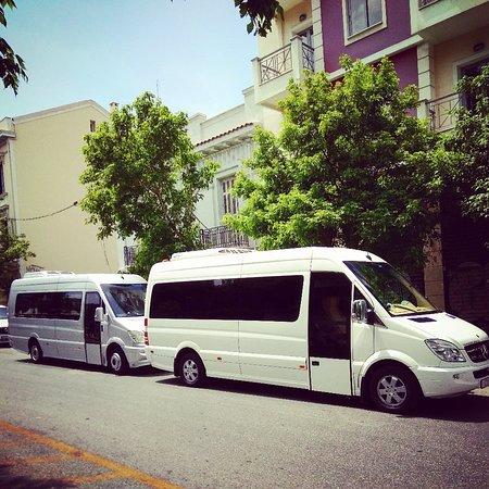 Athens VIP MiniBus