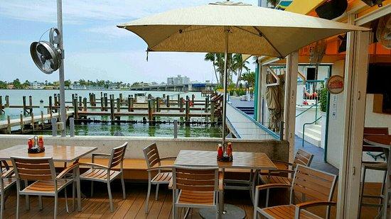 North Bay Village, FL: View eastward