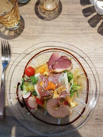 Le Bellevue : Suggestions du chef, un délice
