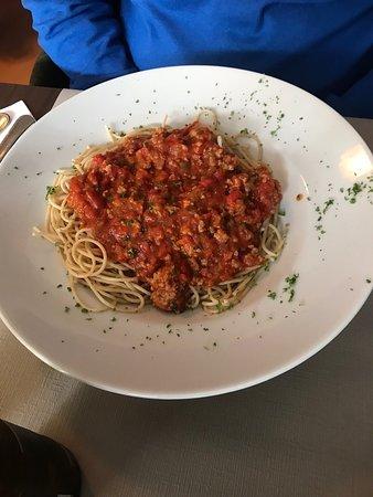 Trefpunt Puur: spagetti