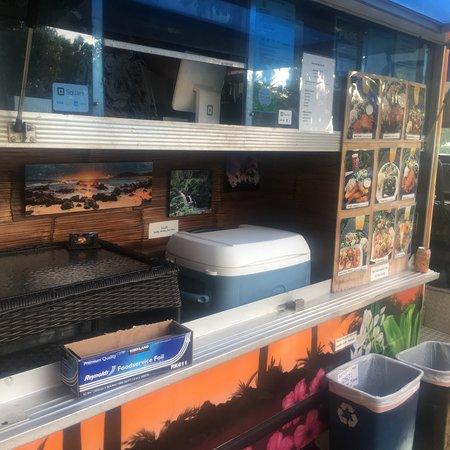 Kinaole Grill Food Truck Foto