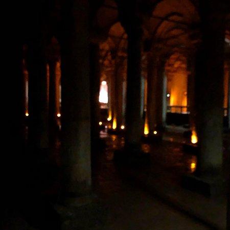 Basilica Cistern – fotografia
