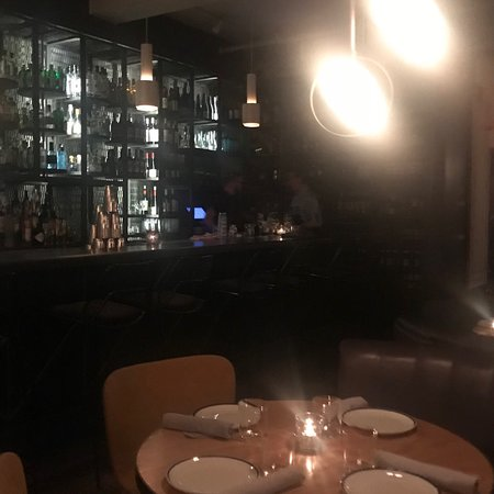 Byblos: The best dining experience we had in Toronto.