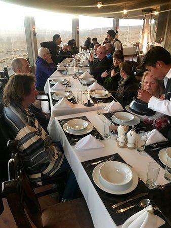 Hotel Tayka del Desierto: Fantastic evening meal