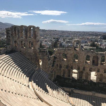 Foto Herod Atticus Odeon