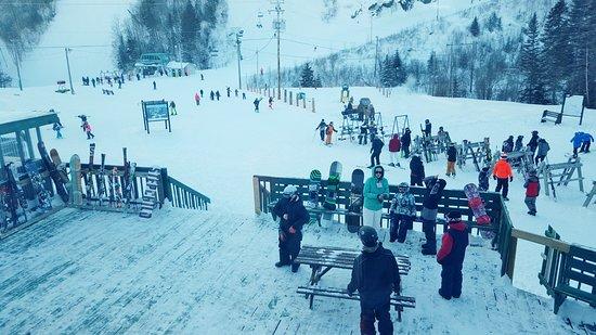 Gallix Station recreotouristique: Station ski Gallix